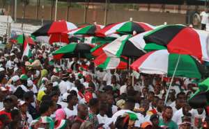Is NDC founder, Rawlings, on the verge of 'masterminding' Mahama's 2020 defeat?