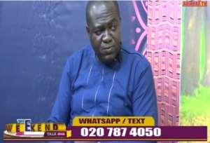 Hon Alex Inkoom, DCE Asene Manso Akroso