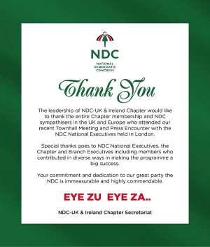 [List] NDC UK & Ireland Chapter Sub-Committees
