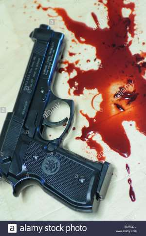 8year-Old Girl Shot Dead By Brother