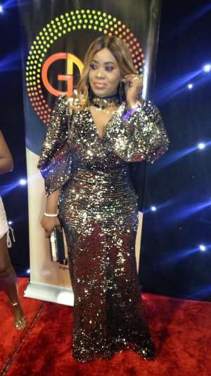 Gospel Musician Alice Mckenzie wins best collaboration at Ghana Music Awards UK