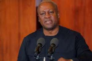Law School Demo: Protestors Run To Mahama After Police Brutality