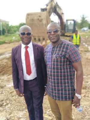 Thank You Mr. President--New Gbawe Residents Grateful