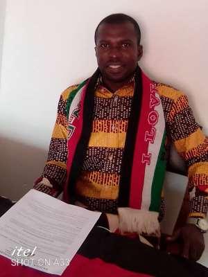 Parliamentary Candidate of NDC Mr.William Okofo Darteh