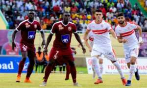 CAF Champions League: Zamalek vs Generation Foot To Be Played On October 24