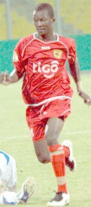 Nii Adjei Braces For Great Season