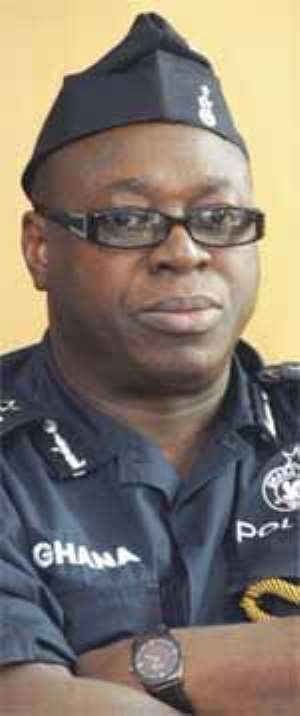 Talk of Election Tension And Chaos - It's Media Hype IGP Declares