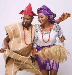 Nigerian Singer Adekunle Gold Weds Simi