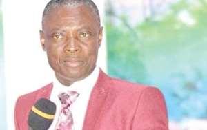 Reverend Christian Kwabena Andrews aka Osofo Kyiri Abosom