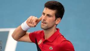 ATP Cup: Novak Djokovic Puts Serbia Through To Semi-Finals In Sydney