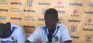 We Will Beat Eleven Wonders On Sunday – Ashgold Midfielder Amos Addai