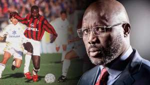 The toughest moments of Geroge Weah after football