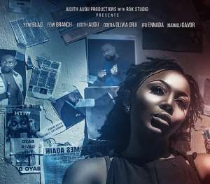 JUDITH AUDU RELEASES TRAILER and OFFICIAL POSTER FOR 'OBSESSION'