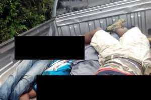 7 Asawase Police Killings Report Out