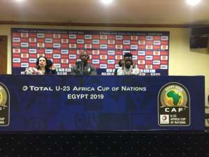 CAF U-23 AFCON: Home  We Are Ready For Egypt Clash- Coach Ibrahim Tanko