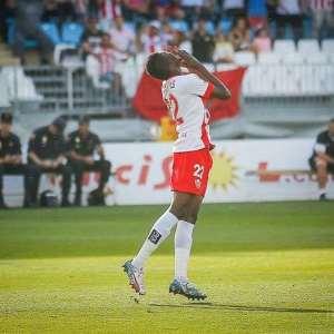 Battle for survival: Teye Partey determined to beat Sevilla