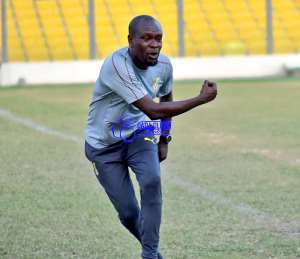 CONFIRMED: CK Akunnor Joins Black Stars Technical Team As Assistant Coach [PHOTOS]