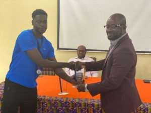 Sports Minister, GFA President Promise To Reward Sunset Sports BSC