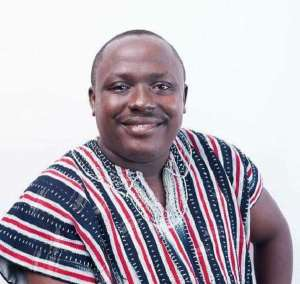 New Patriotic Party (NPP) Treasurer, Mark Ofori,  of the Takoradi Constituency.
