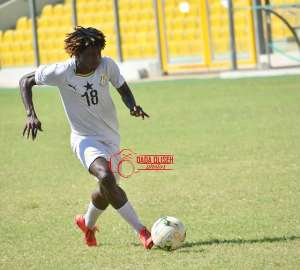 U23 AFCON: Our Game With Egypt Is Do Or Die Affair - Edward Sarpong
