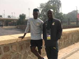 CAF U-23 AFCON: Evans Mensah Eyes Victory Against Egypt