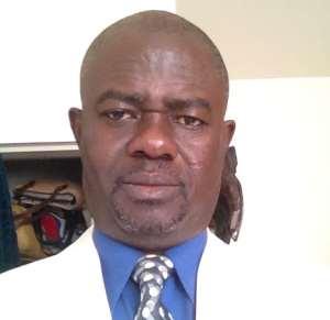 Author: Benjamin Opoku Agyepong