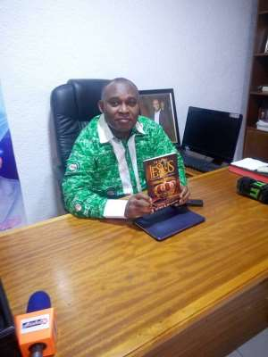 Pastor Challenges Ghana's Leaders To Surrender The Nation To God