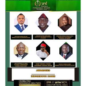 Shina Peller, Senator Abba Moro, Senator Patrick Ifeanyi Ubah, Others Nominated For 2019 Indigenous Awards