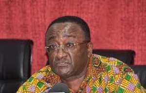 Minister for Food and Agriculture, Mr. Owusu Afriyie-Akoto