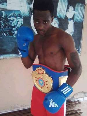 WBO Global Champ Wasiru Mohammed To Defend Title On Fist Of Fury Pro Bill