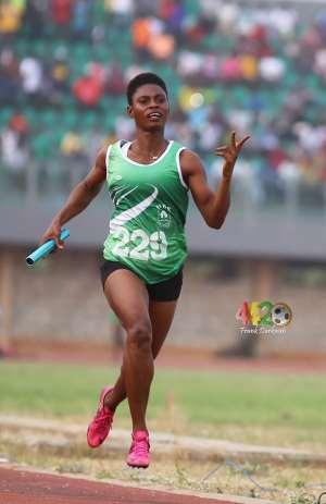 GNPC Ghana Fastest Athletes Shine At GUSA Games 2020