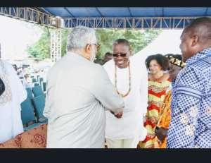 We'll Create More Dangote In Ghana When NDC Comes Back — Leslie Tamekloe