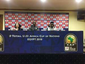 CAF U-23 AFCON: Ghana Coach Tanko Turns To Mathematics After Egypt Loss