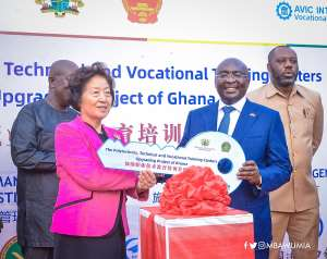Gov't Secures Funds For 15 Technical And Vocational Institutions Upgrade ― Bawumia
