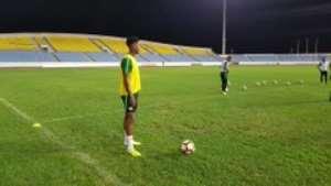 All Set For Ghana-South Africa Game As Bafana Bafana Wrap Up Training