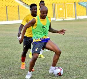 2021 AFCON Qualifiers: Andre Ayew Charges Black Stars Teammates To Be Ready For South Africa Clash