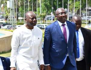 2020 Budget: Gov't Will Increase Tax-To-GDP Ratio From 13 to 20% ― Ken Ofori Atta