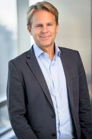 Justin Smith, Chief Executive Officer of Bloomberg Media Group