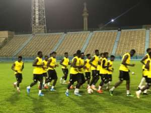 CAF U-23 AFCON: Black Meteors Confident Of Qualification