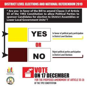 Let Us Opt For Grassroots-Level Democracy Too - To Further Deepen The Roots Of Ghanaian Democracy