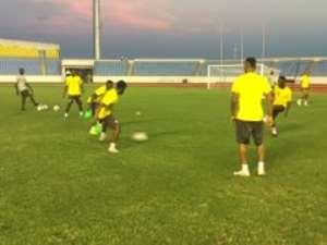 VIDEO: Black Stars Return To Training Ahead Of São Tomé Clash