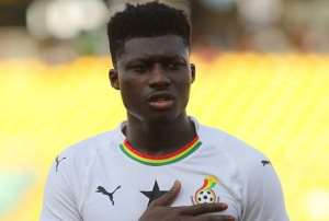Kwesi Appiah Reveals Why Alfred Duncan Was Played Out Of Position