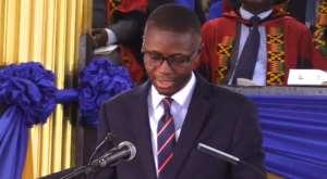 Live true to University of Ghana's ideals – Bernard Avle charges graduates