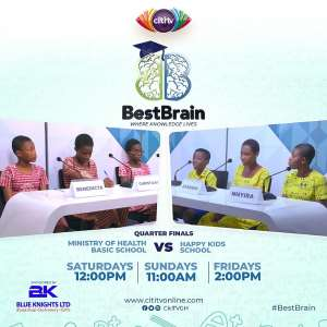 Best Brain: MoH Basic, Happy Kids to face off in first quarter finals