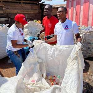 GRIPE, Aboabo Residents Renew Commitment To Plastics Recycling