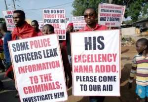 We Need More Police Patrol — Ada Youth