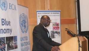 Blue Economy Can Be A Site Of Economic Production – ECA