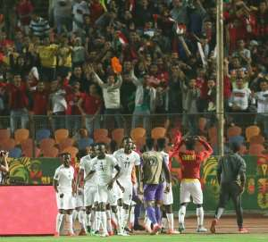 Ghana Fail To Grab Automatic Qualification To Tokyo 2020 After Losing To Cote D'Ivoire