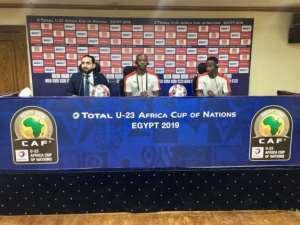 CAF U-23 AFCON: Ibrahim Tanko Pleased With Black Meteors Second Half Performances