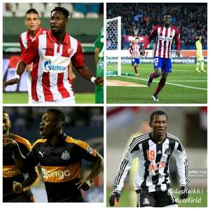 Thomas Partey To Wrestle With Boakye Yiadom And Two Others For 2017 SWAG Footballer Of The Year